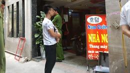 Bắt đối tượng cầm đầu vụ nổ súng bắn chết nhân viên khách sạn