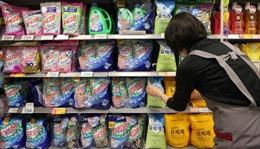 Người Hàn Quốc sợ hàng nhiễm hóa chất độc hại