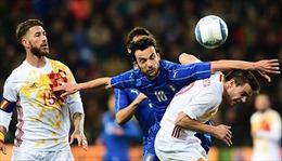 Cuộc đua Tây Ban Nha - Italy: Quyết liệt ngôi đầu