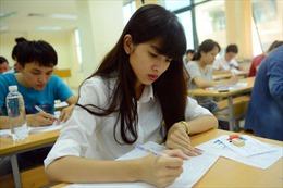 Học sinh gặp khó khi luyện thi trắc nghiệm