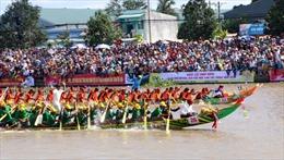 Tưng bừng Lễ hội Ok Om Bok - Đua ghe Ngo