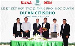 Danh Khôi Á Châu phân phối độc quyền dự án Citisoho