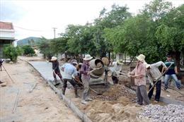 Đầu tư hơn 3.600 tỷ đồng cho xây dựng nông thôn mới