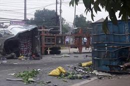 Hà Nội điều tra vụ tai nạn khiến 4 người thương vong