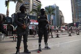 Ai Cập triệt phá âm mưu ám sát Tổng thống El-Sisi