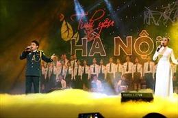 """Đêm nhạc """"Tình yêu Hà Nội"""" – cuộc hội ngộ của ba nhạc sỹ tài hoa"""
