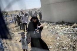 Gần 1 triệu người mắc kẹt trong các vùng chiến sự ở Syria