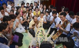 Không ngừng vun đắp truyền thống quan hệ đặc biệt Việt-Lào