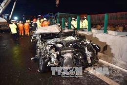 Tai nạn thảm khốc trên cao tốc Trung Quốc, hơn 50 người thương vong