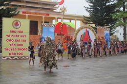Thách thức với bảo tồn di sản văn hóa Tây Nguyên
