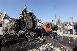 Đánh bom liều chết ở Baghdad, hàng chục người thương vong
