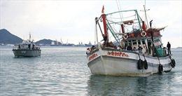 Cảnh sát biển Thái Lan bắt giữ hai tàu cá Việt Nam