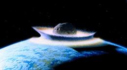 Trái đất trong ngày chạm nổ với thiên thạch