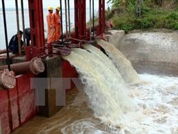Vận hành hồ chứa trong tình huống khẩn cấp