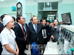 Đa dạng hóa nguồn lực phát triển Viện Y học biển Việt Nam