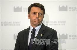 """Italy trưng cầu ý dân, EU thêm một lần """"chao đảo""""?"""