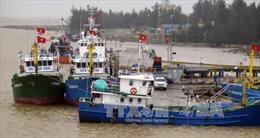 Quảng Trị bàn giao 3 tầu vỏ thép cho ngư dân