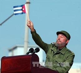 Cuba để tang lãnh tụ Fidel Castro trong 9 ngày