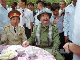 Phản ứng của các nước châu Mỹ trước tin lãnh tụ Fidel Castro từ trần
