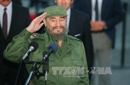 Nicaragua quốc tang 9 ngày tưởng nhớ Lãnh tụ Cuba Fidel Castro