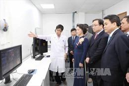 Hà Nội chính thức có Trung tâm kỹ thuật cao và tiêu hóa