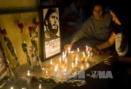 Algeria tổ chức quốc tang tưởng nhớ lãnh tụ Cuba Fidel Castro