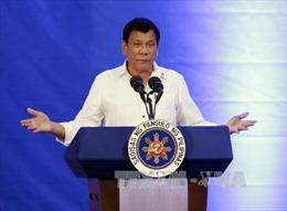 Tổng thống Duterte chỉ trích những đe dọa của Phương Tây