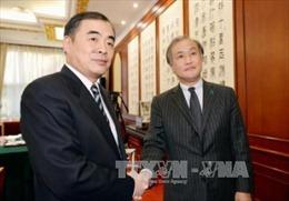 Trung - Nhật nhất trí giải quyết bất đồng