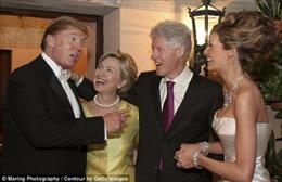 Bất ngờ từ những tấm ảnh cưới của ông Donald Trump
