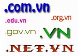 """Giảm 40% lệ phí đăng ký sử dụng tên miền  """".vn"""" từ 1/1/2017"""