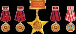 Trao tặng Huân, Huy chương của Lào cho cựu quân tình nguyện Hà Nam