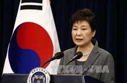 Bê bối chính trị tại Hàn Quốc: Hoãn bỏ phiếu luận tội tổng thống