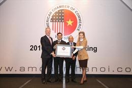 Trao tặng Giải thưởng cống hiến cho cộng đồng