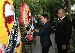 Đảng, Nhà nước, nhân dân Việt Nam tiếc thương lãnh tụ Fidel Castro