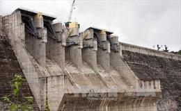 Thủy điện Sông Tranh 2 xả tràn từ 17 giờ ngày 1/12