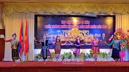 Chúc mừng Quốc khánh nước Lào