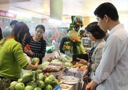 Khai mạc hội chợ đặc sản vùng miền Việt Nam 2016