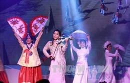 Khai mạc lễ hội giao lưu Việt Nam – Hàn Quốc