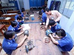 Giáo dục nghề nghiệp hướng tới sự tham gia tốt hơn của khu vực tư nhân