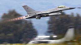 Đan Mạch rút phi đội F-16 khỏi cuộc chiến chống IS