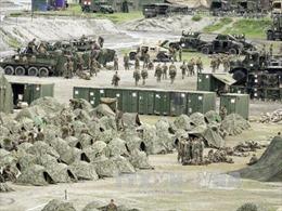 Hạ viện Mỹ thông qua dự luật quốc phòng 611 tỷ USD