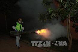 Kỹ thuật mới phun diệt muỗi phòng chống vi rút Zika