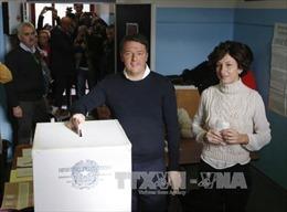 Thất bại tại hòm phiếu, Thủ tướng Italy Mateo Renzi sẽ từ chức