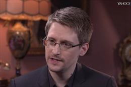 Snowden: Ứng viên Ngoại trưởng Mỹ lộ nhiều tin mật hơn tôi