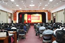 232 công chức thi nâng ngạch chuyên viên cao cấp