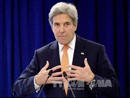Ông Kerry nói Tổng thống đắc cử không tham vấn Bộ Ngoại giao