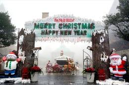 Đến Bà Nà Hills, đón giáng sinh diệu kỳ