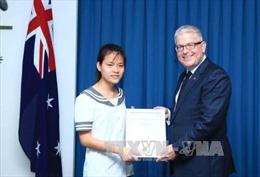 Thí sinh Việt Nam đoạt giải cao cuộc thi toán học Australia
