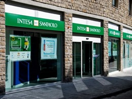 """Các ngân hàng Italy bị xếp hạng """"tiêu cực"""""""