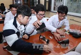 Học sinh Việt Nam xếp thứ 8 trong lĩnh vực khoa học